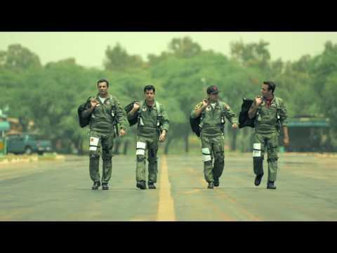 Fizaon kay Mohafiz  Pakistan Air Force song 2016  Incision films