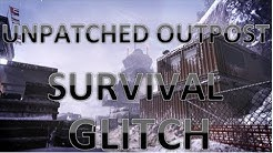 Unpatched Outpost Survival Glitch | Jumps and Spots for MW3 | 2012