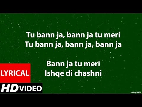 Chashni Song (Lyrics HD) - Bharat | Salman Khan Ft. Abhijeet Srivastava