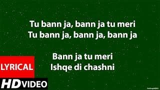 Chashni Song (Lyrics HD) - Bharat | Salman Khan ft. Abhijeet Srivastava