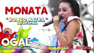 KONCO MESRA | ELSA SAFIRA - NEW MONATA (OGAL LABUHAN 2017)