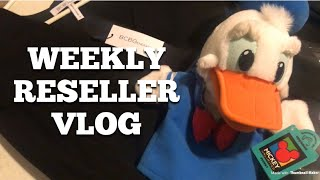 My Ebay Sales Are Dead....But I Haven't Been Listing! Weekly Reseller Vlog