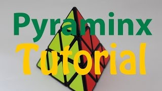 simplest tutorial to solve the pyraminx layer by layer learn in 5 minutes