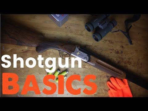 Shotgun Basics For Beginners