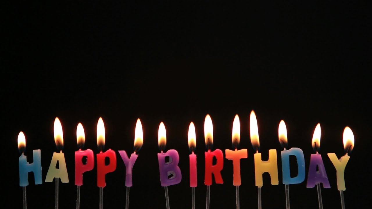 3d Melting Candle Live Wallpaper Happy Birthday Mariah Carey Feliz Cumplea 241 Os T 250 Puedes