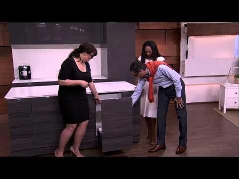 Kitchen islands: your storage saviour