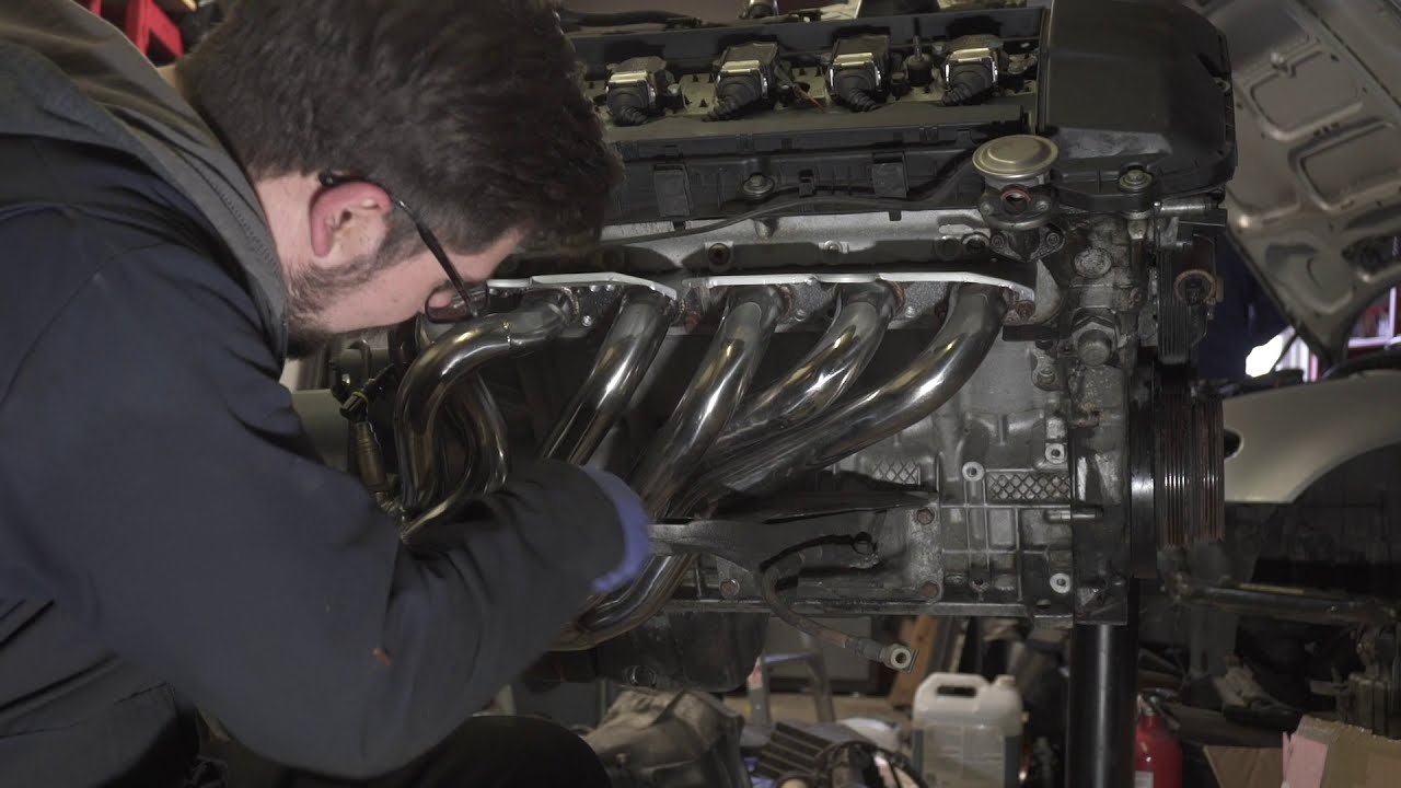 The Ultimate E46 Oil Pump Fix // Let'S Get This Engine Back In The Car!   Throttle House 11:28 HD