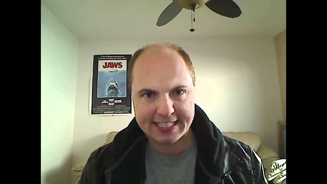 Creepy Bald Guy reviews: Jaws 5: Cruel Jaws - YouTube