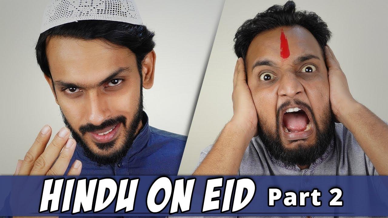 Download Hindu on Eid ul Fitr - Part 02 - Comedy Skit - Sajid Ali