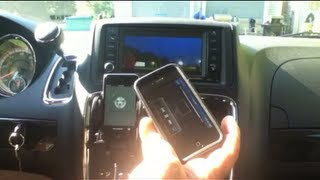 Adhoc AirPlay Audio and Video iPod out in your car tethered