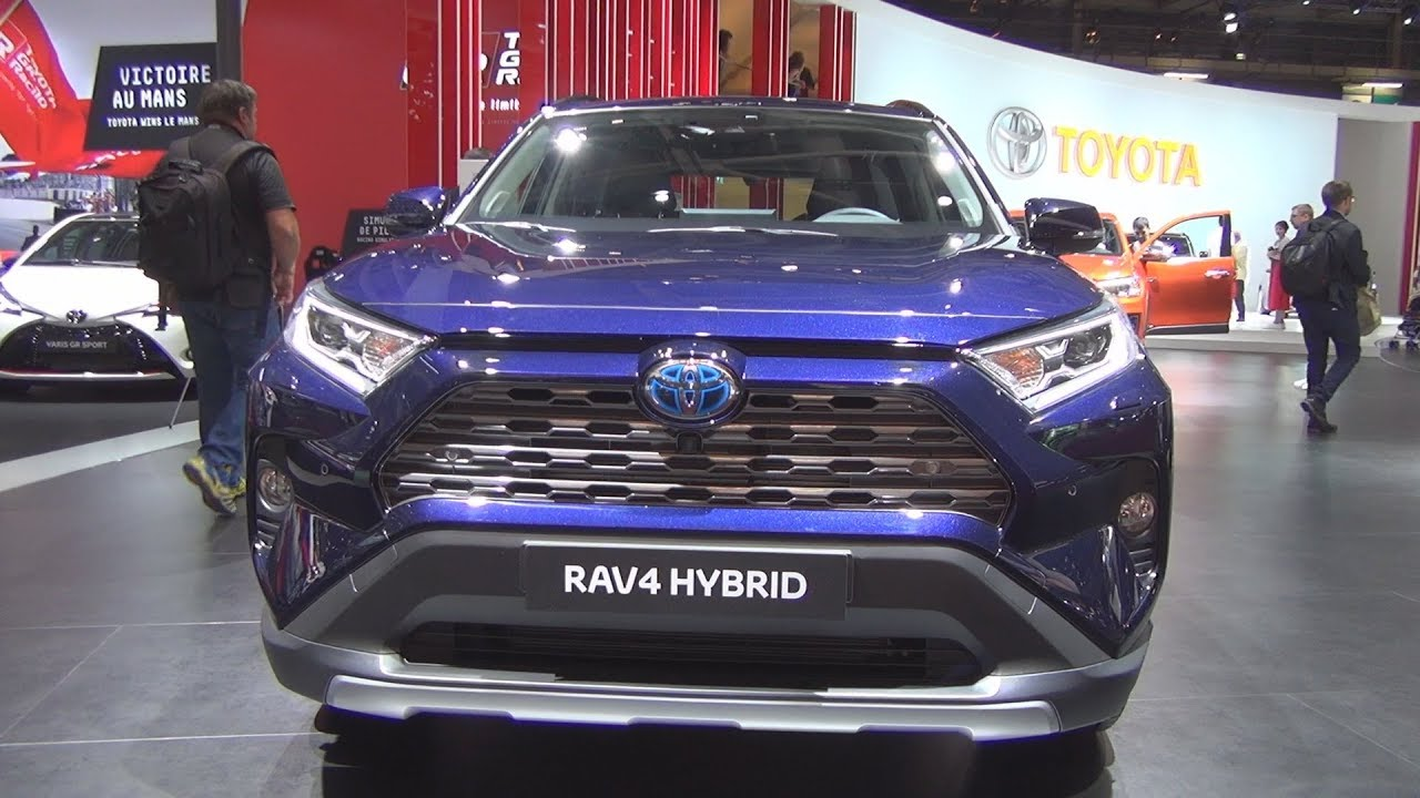 toyota rav4 hybrid lounge pack premium 2019 exterior and interior youtube. Black Bedroom Furniture Sets. Home Design Ideas
