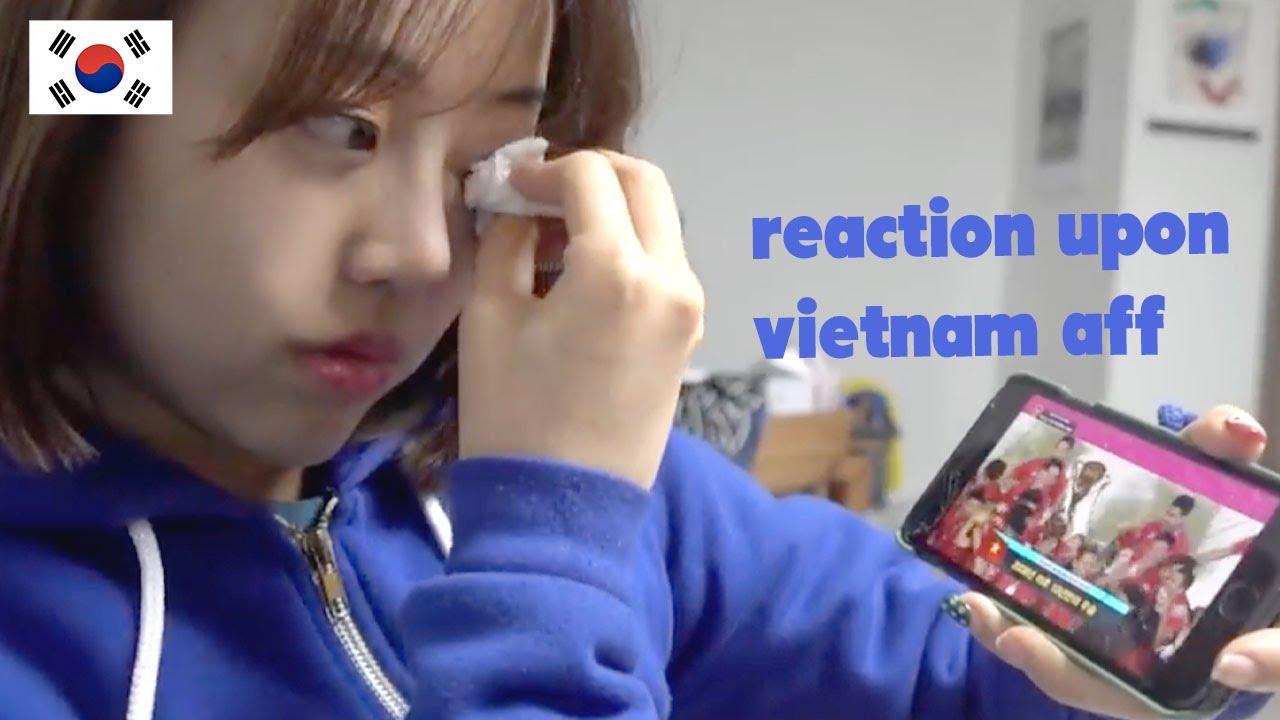 Vô địch AFF của Việt Nam-Phản ứng của người Hàn Quốc / #Vietnam AFF reaction #베트남AFF아시안컵 l jetecoute