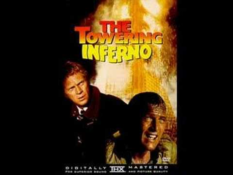 The Towering Inferno(1974) - We May Never Love Like This Aga