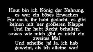 Genetikk - Solang ich Träume hab (lyrics)