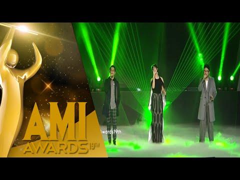 "Performance Raisa, Afgan, feat Kunto Aji ""Kali Kedua"" [AMI Awards 2016] [28 Sept 2016] Mp3"