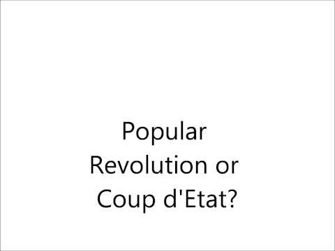 October 1917:  Popular Revolution or Coup d
