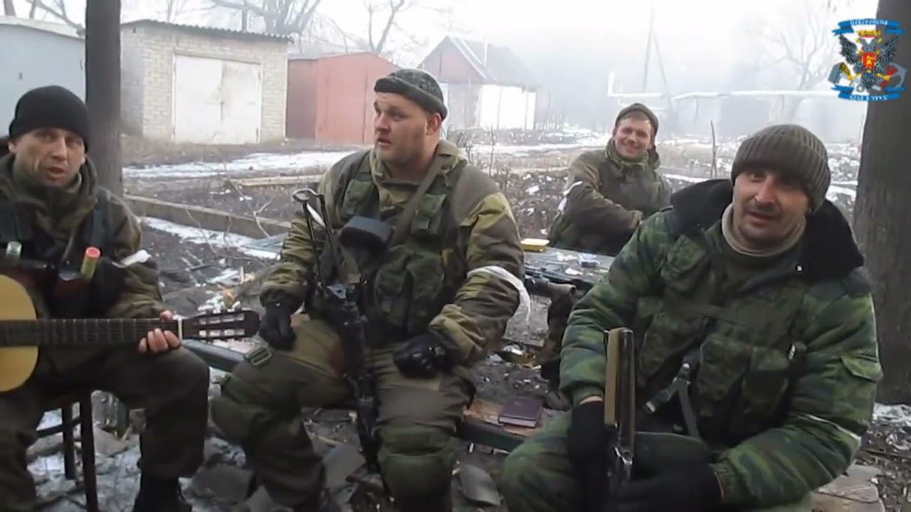 55055  Поселок восьмое марта  Разведка корпуса и Призрак первые вошли в Дебаль
