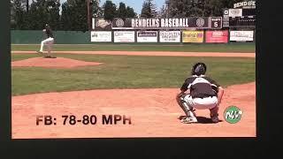 Canon Reeder   Baseball Northwest 2020