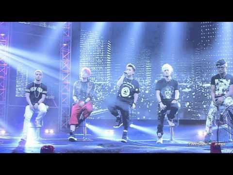 [120820] M.I.C Dialogue @ China Love Concert (FanCam)