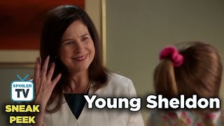 "Young Sheldon 2x05 Sneak Peek 3 ""A Research Study and Czechoslovakian Wedding Pastries"""