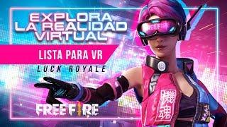 ¡NUEVA SKIN DE FREE FIRE! LISTA PARA VR