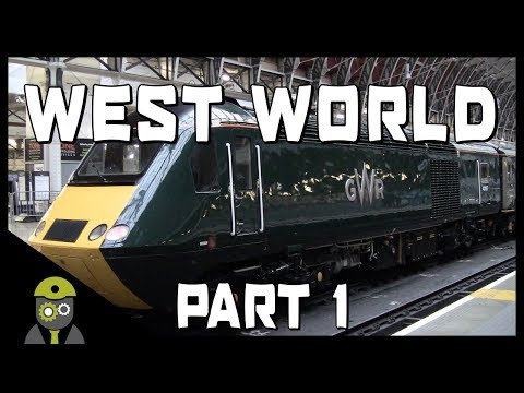 Train Sim World: Great Western Express (PC) - West World - Part 1 of 2