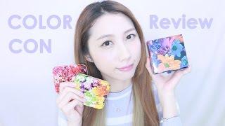 台北戰利品: 蜷川實花設計的大眼CON! PEGAVISION撫子系列color con review