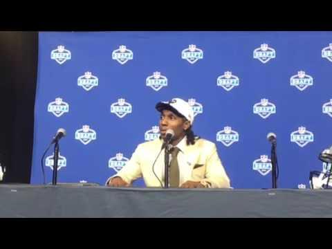 Adoree Jackson Tennessee Titans 2017 NFL Draft 1st Round Pick #NFLDraft
