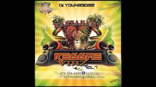 2017 positive reggae vybz one drop riddims best roots culture mix lovers rock vol 7 dj young boss