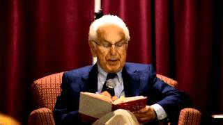 Honoring a Lifetime of Leadership - A Conversation with Dr. Warren Bennis