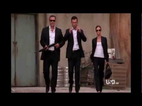 Burn Notice Party in the Cia.mp4