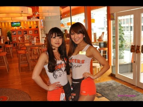 Hooters Of Tokyo