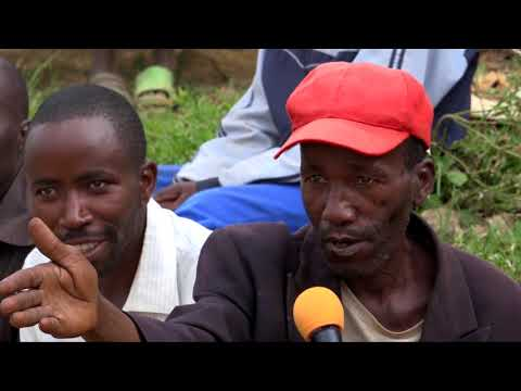 URUBUGA RW'ABATURAGE N'ABAYOBOZI: Umurenge wa Cyeru, akarere ka Burera
