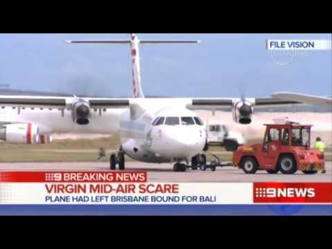 Virgin Australia passenger sparks Bali hijacking scare