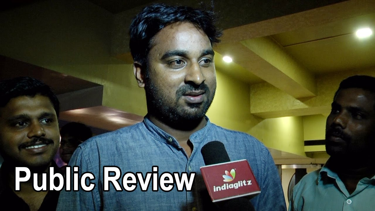 I Movie Public Review | Vikram, Shankar, AR Rahman,Amy Jackson ...