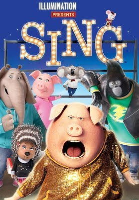 Image result for sing movie images