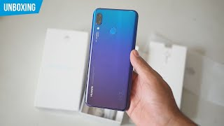 Huawei Nova 3 | Unboxing en español