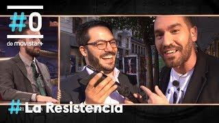 LA RESISTENCIA - Goma, cuchara y mechero | #LaResistencia 12.06.2018
