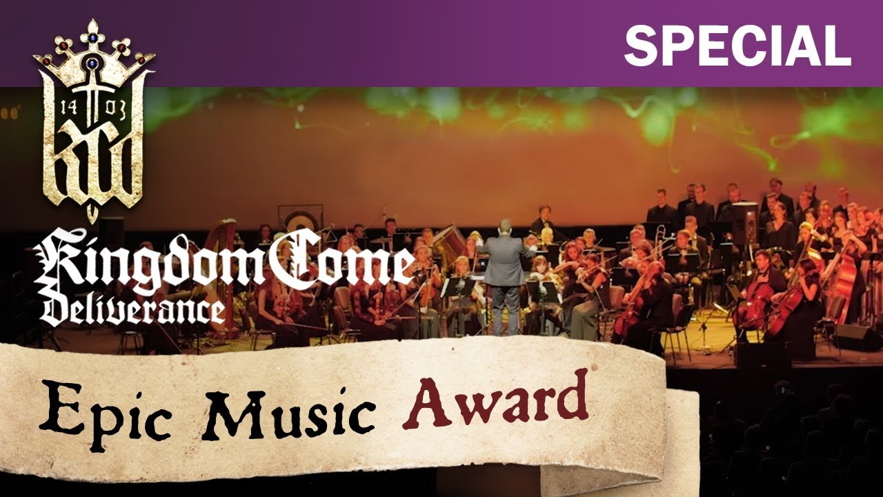 GIC, October 17-20, Poznań » Epic Game Music Award