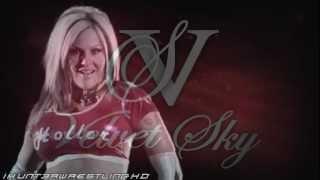 """TNA : Velvet Sky Custom Titantron [HD] - """"Angel On My Shoulder"""""""