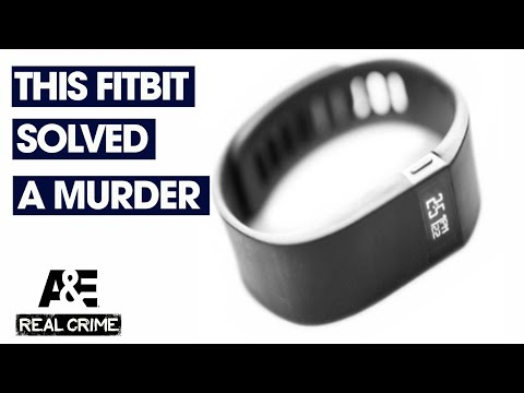 Real Crime: Fitbit Solves a Murder | A&E