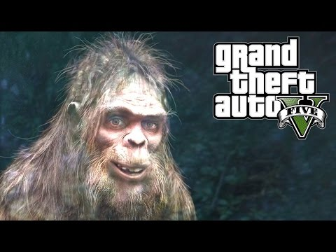 BIGFOOT GTA V ONLINE + NIKO BELLIC PS4 & PS3 - PARTIDA EN DESCRIPCIÓN