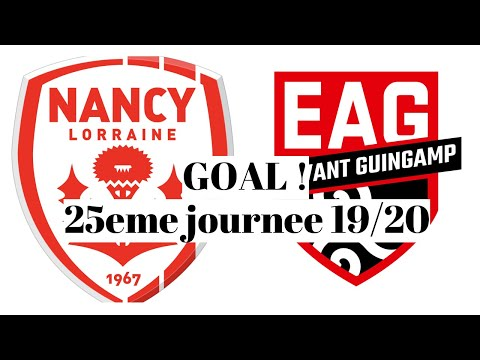 Nancy Guingamp Goals And Highlights