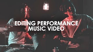Video & Cinematography w/ Mike - Editing Performance Music Video (Premiere Pro)