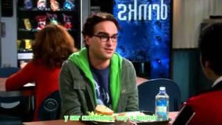 The Big Bang Theory - Leonar Make Up With Raj - S04E07