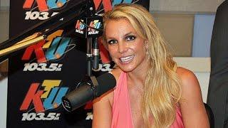 Britney Spears - 2016 iHeart Radio Interview (KTU 103.5 FM)