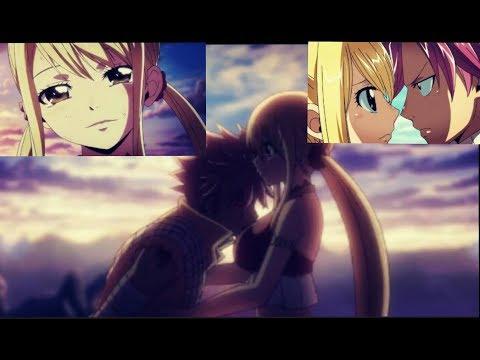Нацу и Люси /плач дракона ~ красивый клип/на кого я похож😍