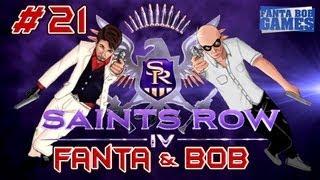 Fanta et Bob dans SAINTS ROW 4 - Ep. 21