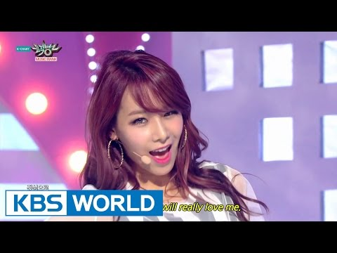 BESTie (베스티) - Excuse Me [Music Bank COMEBACK / 2015.05.08]