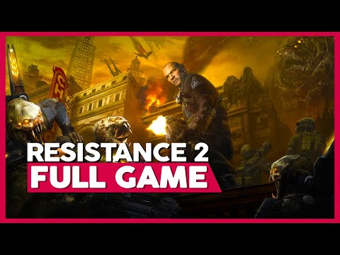 Resistance 2 | Full Playthrough (PS3 | HD | No Commentary)